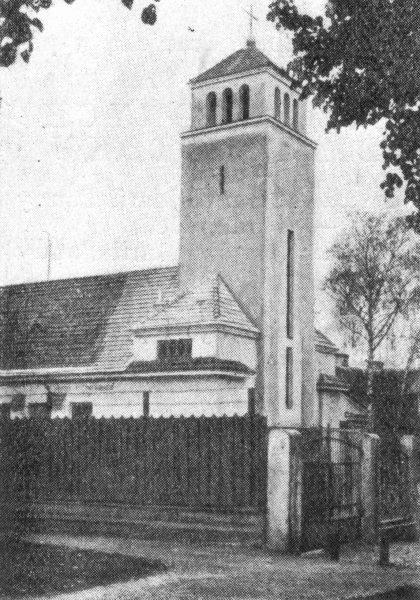 Białystok - Misja Barbikańska