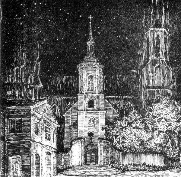 Białystok - Stary kosciół