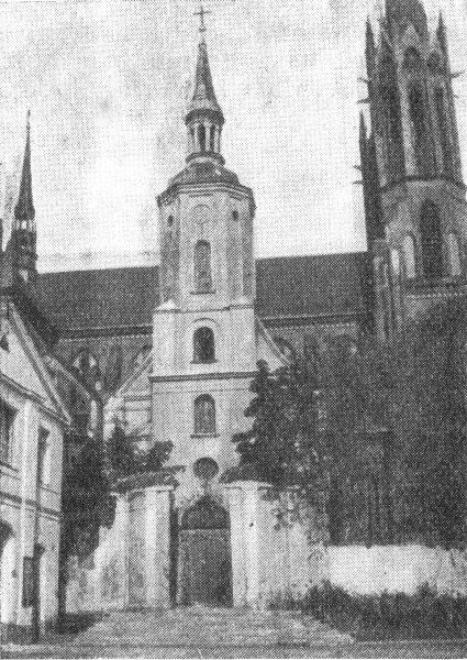 Białystok - Stary Kościół